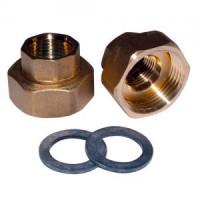 Детали присоединительные ДУ20 G 1 1/4XRP 3/4 ВР (комплект) латунь для циркуляционных насосов Wilo 4016172