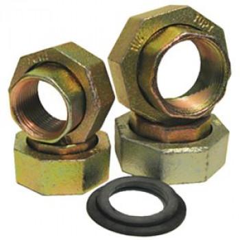 Детали присоединительные чугун ДУ15 G 1XRP 1/2 ВР (комплект) для циркуляционных насосов Wilo 4090808