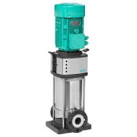Насос многоступенчатый вертикальный HELIX V 2209-2/25/V/KS/400-50 PN25 3х400В/50 Гц Wilo4139787