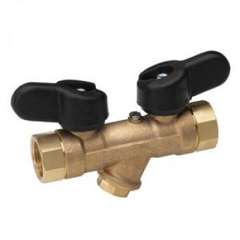 Клапан заполнения сети отопления, Oras, 10 бар 416015