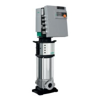 Насос многоступенчатый вертикальный HELIX EXCEL 1602-2/25/V/KS PN25 3х400В/50 Гц Wilo4162491