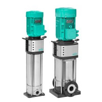 Насос многоступенчатый вертикальный HELIX V 5205/2-1/16/E/KS/400-50 PN16 3х400В/50 Гц Wilo4198500