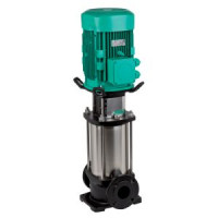 Насос многоступенчатый вертикальный HELIX FIRST V 210-5/25/E/S/400-50 PN25 3х400В/50 Гц Wilo4201042