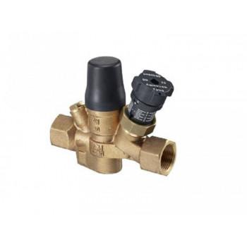"""Вентиль термостатический """"Aquastrom Т plus"""", DN15, PN16, Rp1/2 х Rp1/2 4205604"""