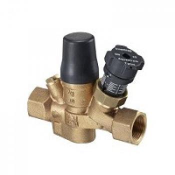 """Вентиль термостатический """"Aquastrom Т plus"""", DN25, PN16, Rp1 х Rp1 4205608"""