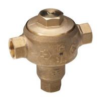 Термостатический ограничивающий смесительный клапан, Oras 421120