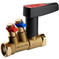 Балансировочный клапан р/р Broen Ballorex Venturi FODRV, Broen, Ду15, 25 бар 4350000L-001003