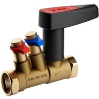 Балансировочный клапан р/р Broen Ballorex Venturi FODRV, Broen, Ду15, 25 бар 4350000S-001003