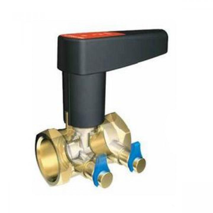 Балансировочный клапан р/р Ballorex V без дренажа, Broen, Ду15 4351000S-001003