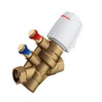 Корпус клапана Ballorex Dynamic с заглушкой, Broen, Ду15 43600000-000001