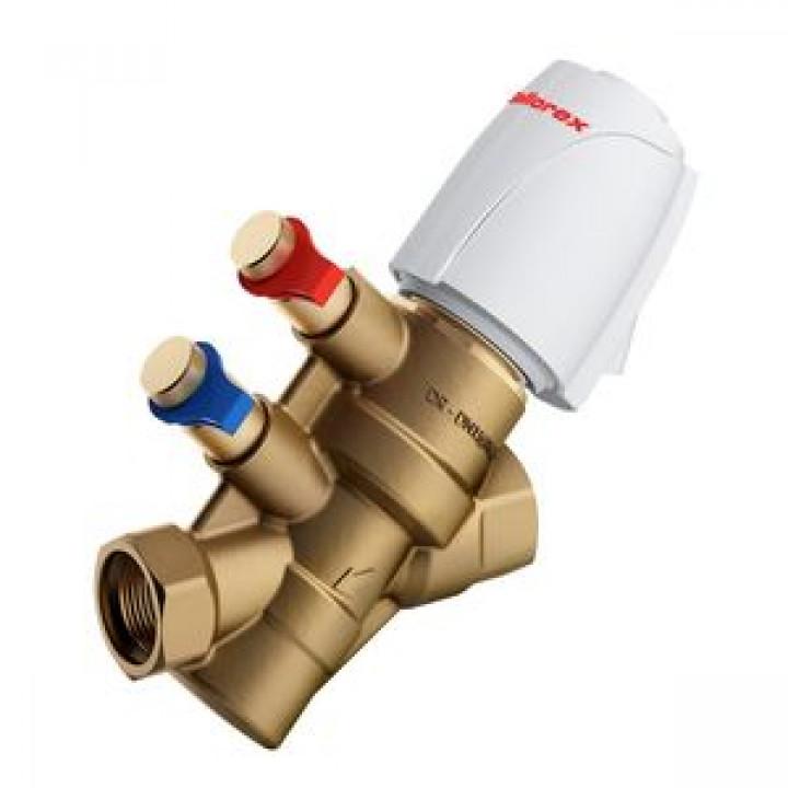 Балансировочный клапан р/р Ballorex Dynamic, Broen, Ду20S 4460000S-000001