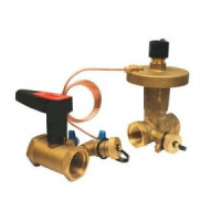 Комплект клапанов р/р Ballorex DP+Venturi FODRV с дренажём, Broen, Ду32, 25 бар 46550030-021003+4655000H-001003