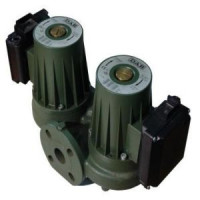 Насос циркуляционный с мокрым ротором DPH 120/280.50 T PN10 сдвоенный 3х230-400В/50Гц DAB505937622