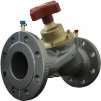 Балансировочный клапан ф/ф STAF (STAF-SG), TA, Ду100 52-181-090