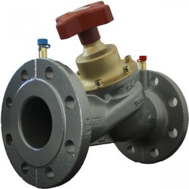 Балансировочный клапан ф/ф STAF (STAF-SG), TA, Ду300 52-181-095