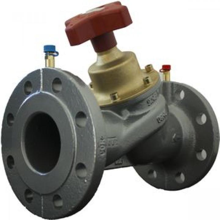 Балансировочный клапан ф/ф STAF (STAF-SG), TA, Ду100 52-182-090