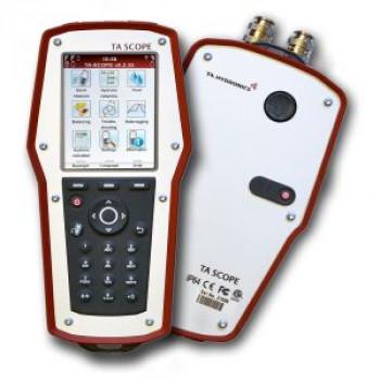 Компьютерный прибор для измерения расхода, давления, температуры и мощности TA-SCOPE Premium, TA 52-199-012