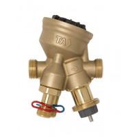 Балансировочный регулирующий клапан Tour & Andersson COMPACT P, Ду10, Ру16 52164010
