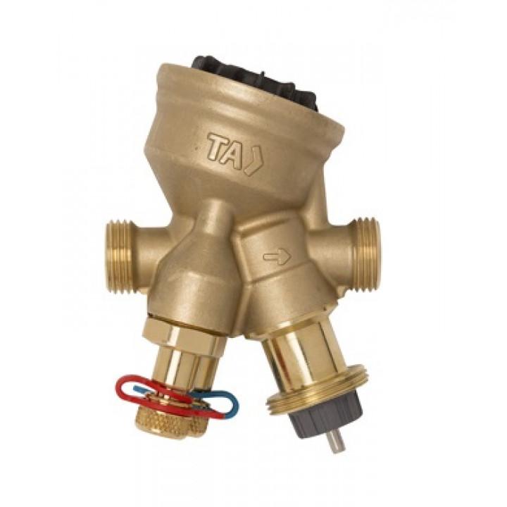 Балансировочный регулирующий клапан Tour & Andersson COMPACT P, Ду20, Ру16 52164020