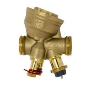 Балансировочный клапан Tour & Andersson Compact DP Ду25, Ру16 52164225