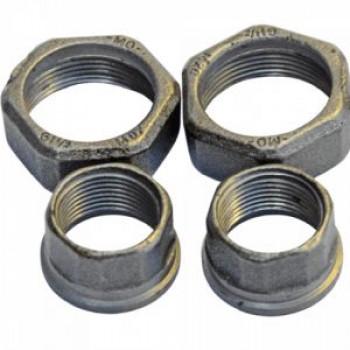Детали присоединительные ДУ25 G 1 1/2XRP 1 ВР чугун (комплект) для циркуляционных насосов Grundfos 529922 (525153)