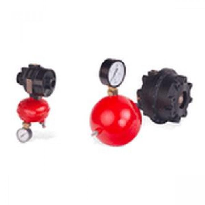 Перепускной клапан PM512 фланцевый, TA 52 766-165