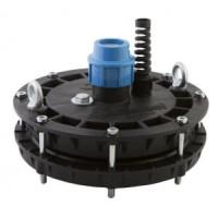 Оголовок скважинный ОСП пластик 110-130/25 Джилекс 6002