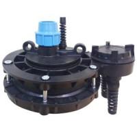 Оголовок скважинный ОСПБ пластик 110-130/25 Джилекс 6015