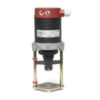 Электроприводы МС для клапанов CV 206/216 GG, CV 306/316 GG, TA 61-250-001