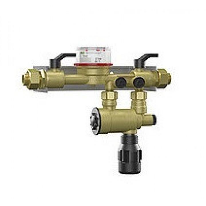 Арматурный блок reflex fillset с гидравл.раздел.и с контактным водомером G1/2 G1/2 6811205