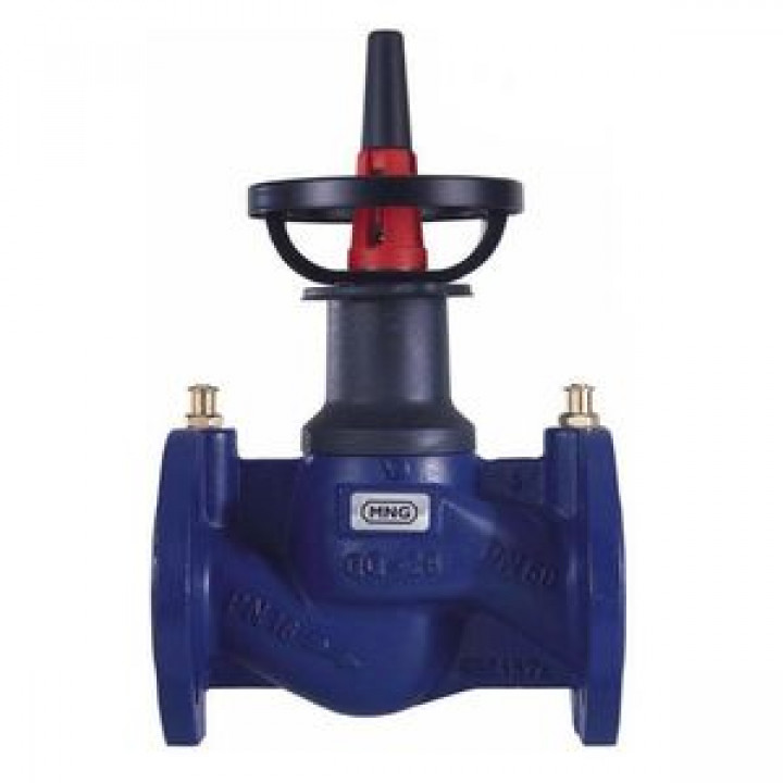 Балансировочный клапан ф/ф 751B, Comap, Ду40 751509
