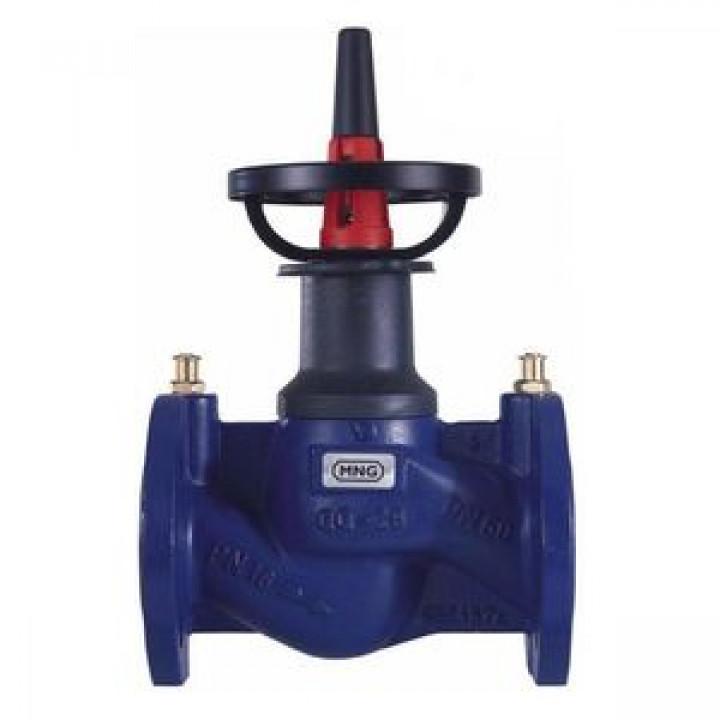 Балансировочный клапан ф/ф 751B, Comap, Ду65 751512