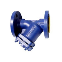 Фильтр сетчатый Y-образный сталь Ду 150 Ру40 Тмакс=400 oC фл Zetkama821F150E43