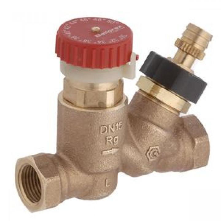 Балансировочный клапан р/р Thermo термостатический, Broen, Ду15 83530030-000008