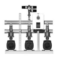 Установка повышения давления Hydro Multi-S 2 CM5-7 3x400V Grundfos91047100