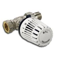 Термостатический клапан RTL с термоголовкой, прямой, Heimeier 9174-02.800