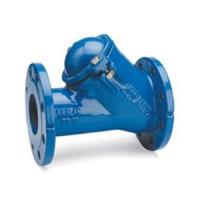 Клапан обратный шаровой фланцевый чугун ДУ80 РУ10 Grundfos 96002009