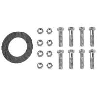 Комплект монтажный ДУ150 (болты, гайки из оцинкованной стали, 1 прокладка) для монтажа насосов SL, SLV, SE, SEV до 11 Квт Grundfos 96003605