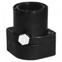 Клапан обратный пластинчатый с возможностью продувки ДУ80 для монтажа насосов SL, SLV, SE, SEV ДО 11 Квт чугун Grundfos 96003826