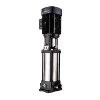Насос многоступенчатый вертикальный CR3-21 A-A-A-V-HQQV PN16 3х380-415В/50 Гц Grundfos96513353