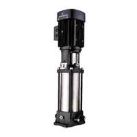 Насос многоступенчатый вертикальный CR3-8 A-A-A-V-HQQV PN16 3х220-240/380-415В/50 Гц Grundfos96516612