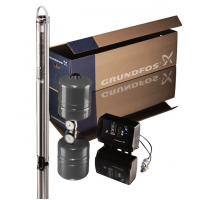 Скважинный насос Grundfos SQE 3-65 комплект 96524501