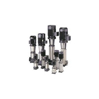 Насос вертикальный многоступенчатый Grundfos CR 1-5 A-A-A-E HQQE 0,37 кВт 3x230/400 В 50 Гц (овальный фланец) 96556493
