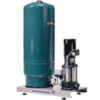 Установка для системы пожаротушения Hydro Solo FS CR3-8 Grundfos96645262