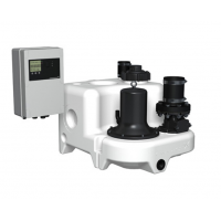 Канализационная насосная установка Grundfos MULTILIFT M.22.3.4 (10м) 97901080