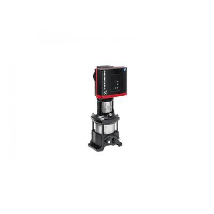 Насос вертикальный многоступенчатый Grundfos CRЕ 5-2 AN-A-A-E-HQQE Rp1 1/4'' 0,55 кВт 1x230 В 50 Гц с датчиком давления со встроенным частотным преобразователем 98390032