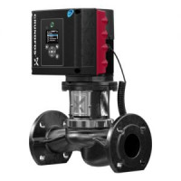 Насос ин-лайн с сухим ротором TPE 65-410/2-S-A-F-A-BAQE PN16 3х380-500В/50 Гц c датчиком перепада давления Grundfos99114580