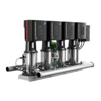 Установка повышения давления Hydro Multi-E 4 CRE15-4 Grundfos99133076