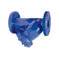 Фильтр сетчатый Y-образный чугун Ду 125 Ру16 Тмакс=300 oC фл IS16 со сливной пробкой ADLBM03B103796