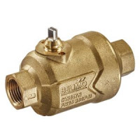 Клапан зональный регулирующий двухходовой C2..QP- с постоянным расходом, Belimo, Ду15, 25 бар C215QP-D